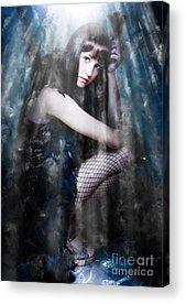 Limelight Acrylic Prints