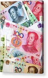 Mao Zedong Acrylic Prints