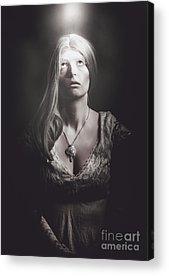 Fears Psychic Acrylic Prints
