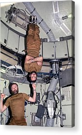 Skylab 4 Acrylic Prints
