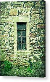 Haunted House Photographs Acrylic Prints