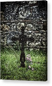 Grave Yards Acrylic Prints