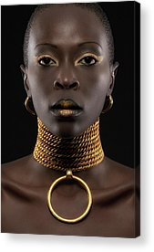 Necklace Acrylic Prints