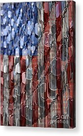 Memorial Day Acrylic Prints