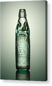Water Bottle Acrylic Prints