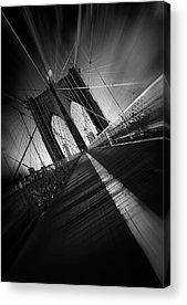Bridge Road Acrylic Prints
