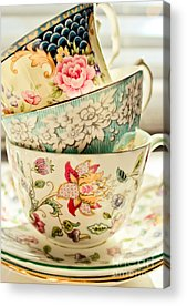 Ceramic Cup Acrylic Prints