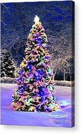Christmas Decoration Acrylic Prints