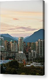 False Creek Acrylic Prints