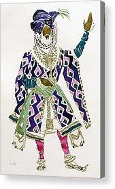 Saladin Acrylic Prints