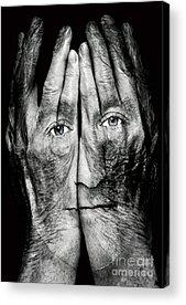 Ben Affleck Acrylic Prints