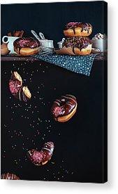 Bun Acrylic Prints