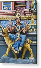 Goddess Durga Photographs Acrylic Prints
