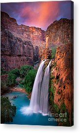 Grand Canyon National Park Acrylic Prints