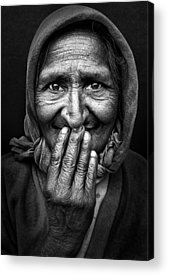 Laughter Acrylic Prints
