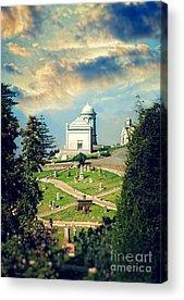 Oakland Cemetery Acrylic Prints