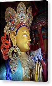 Maitreya Acrylic Prints