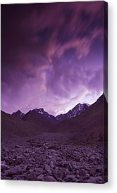Cold Acrylic Prints