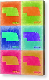 Nebraska Acrylic Prints