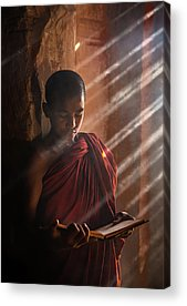 Learning Photographs Acrylic Prints