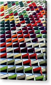 Triangles Photographs Acrylic Prints