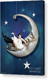 Moon Acrylic Prints