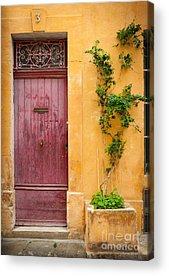 Arles Photographs Acrylic Prints