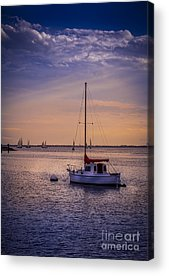Red Sails Acrylic Prints