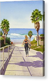 Southern California Acrylic Prints