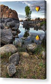 Prescott Photographs Acrylic Prints