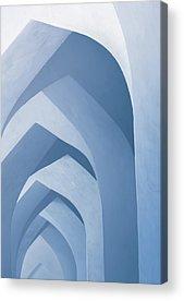 Pillars Acrylic Prints
