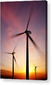 Wind Acrylic Prints