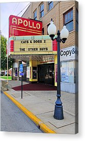 Apollo Theater Acrylic Prints