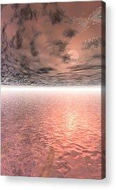 Vern Acrylic Prints