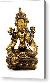 Tibetan Buddhism Photographs Acrylic Prints
