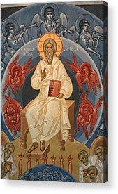 Orthodox Drawings Acrylic Prints