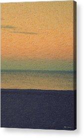 Sundown Acrylic Prints