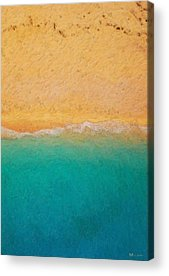 Abstract Landscape Acrylic Prints