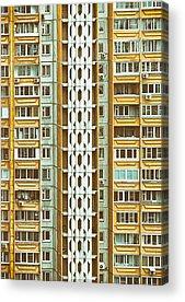Multi-storey Acrylic Prints