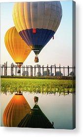 Loon Acrylic Prints