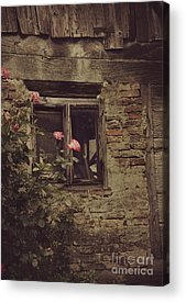 Sad Points Of View Acrylic Prints