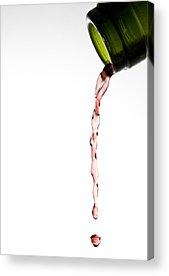 Wine Cellar Photographs Acrylic Prints