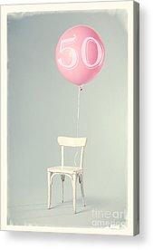 Balloons Acrylic Prints