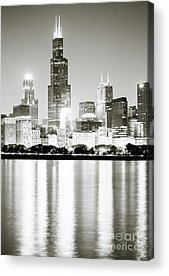 Tower Acrylic Prints