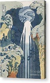Hokusai Acrylic Prints