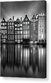 Netherlands Acrylic Prints