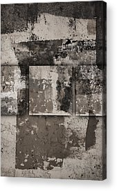 Cement Acrylic Prints