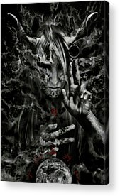 Occult Acrylic Prints