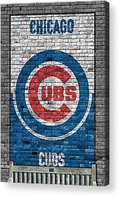 Chicago Cubs Acrylic Prints