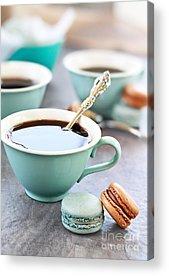 Tea Cup Acrylic Prints
